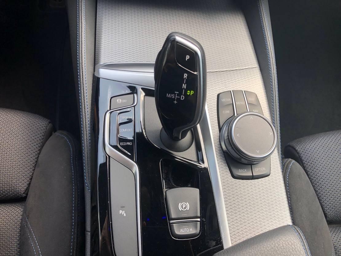 stationwagen BMW Touring 520d Xdrive Executive / M-Pakket 2018