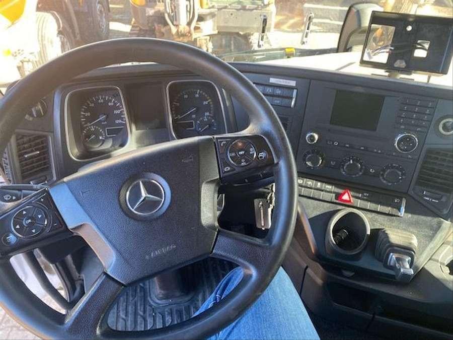 Mercedes-Benz - Actros 1840  9