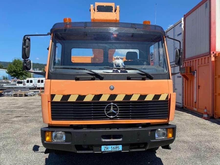 Mercedes-Benz - Atego 1217  8