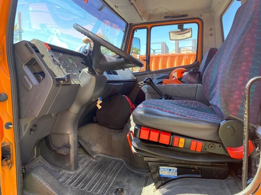 Mercedes-Benz - Atego 1217  7