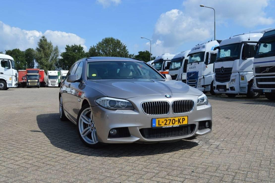 stationwagen BMW 535d Touring xDriveM-SportPaket/InnovationsPaket 2011