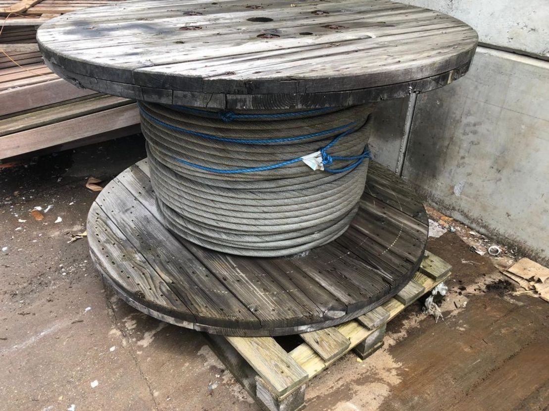 overig onderdeel Diversen + Steel Cable + thickness 23 mm