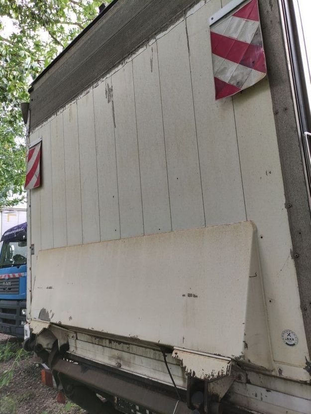 koel-vries oplegger Schmitz Cargobull SKO24 2007