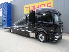 autotransporter vrachtwagen Mercedes-Benz Actros 1840 Tijhof 2/3-lader autotransporter 2021