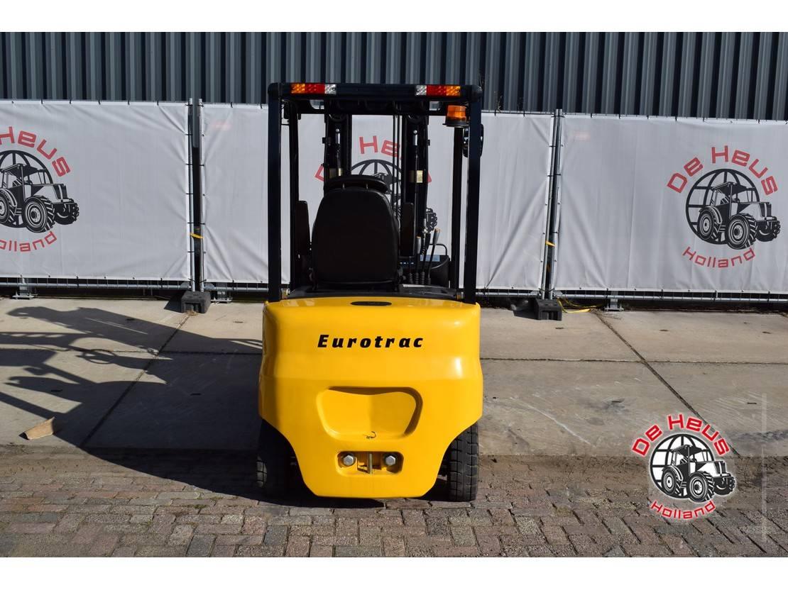 vorkheftruck Eurotrac FE25 Electric Forklift 2021