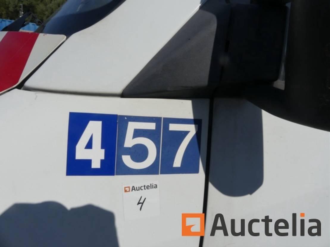 autohoogwerker vrachtwagen Mercedes-Benz 416 CDI-E 2007
