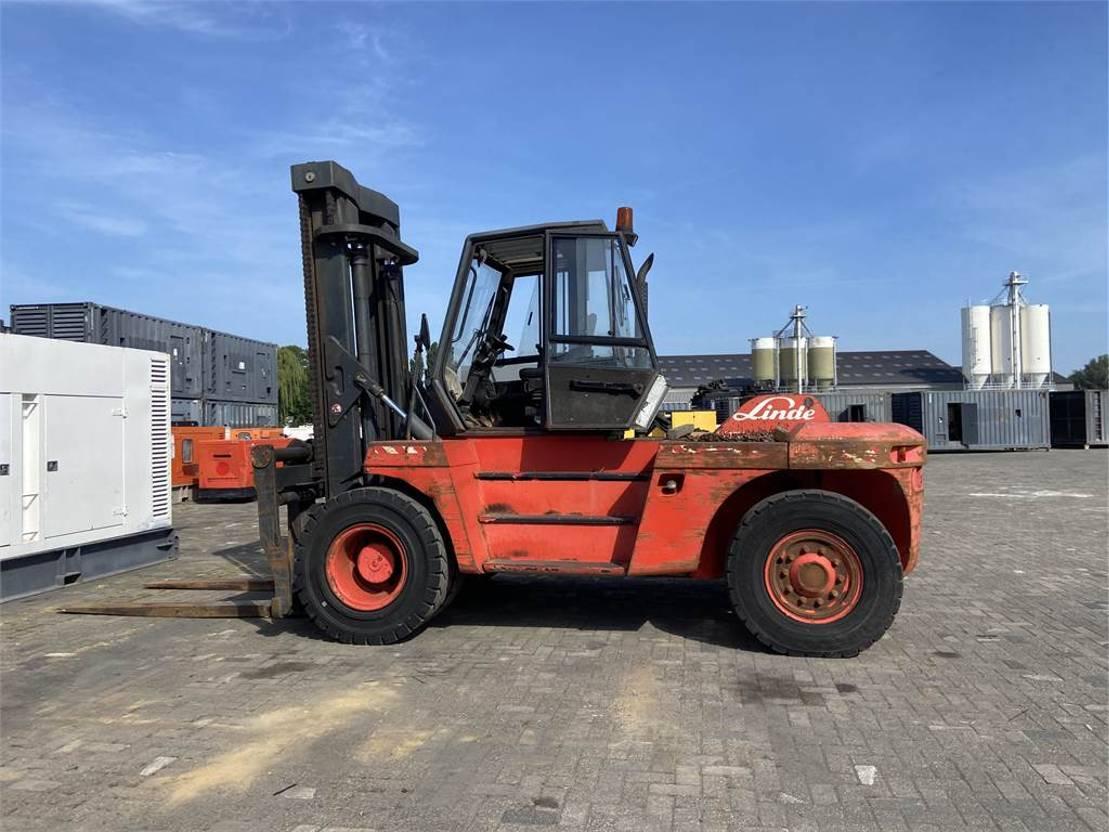 vorkheftruck Linde H150 - 15 Ton Forklift - DPX-99516 2007
