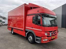 koelwagen vrachtwagen Mercedes-Benz 1224 LL 10-2012 bj 374.000 km !!! 2012
