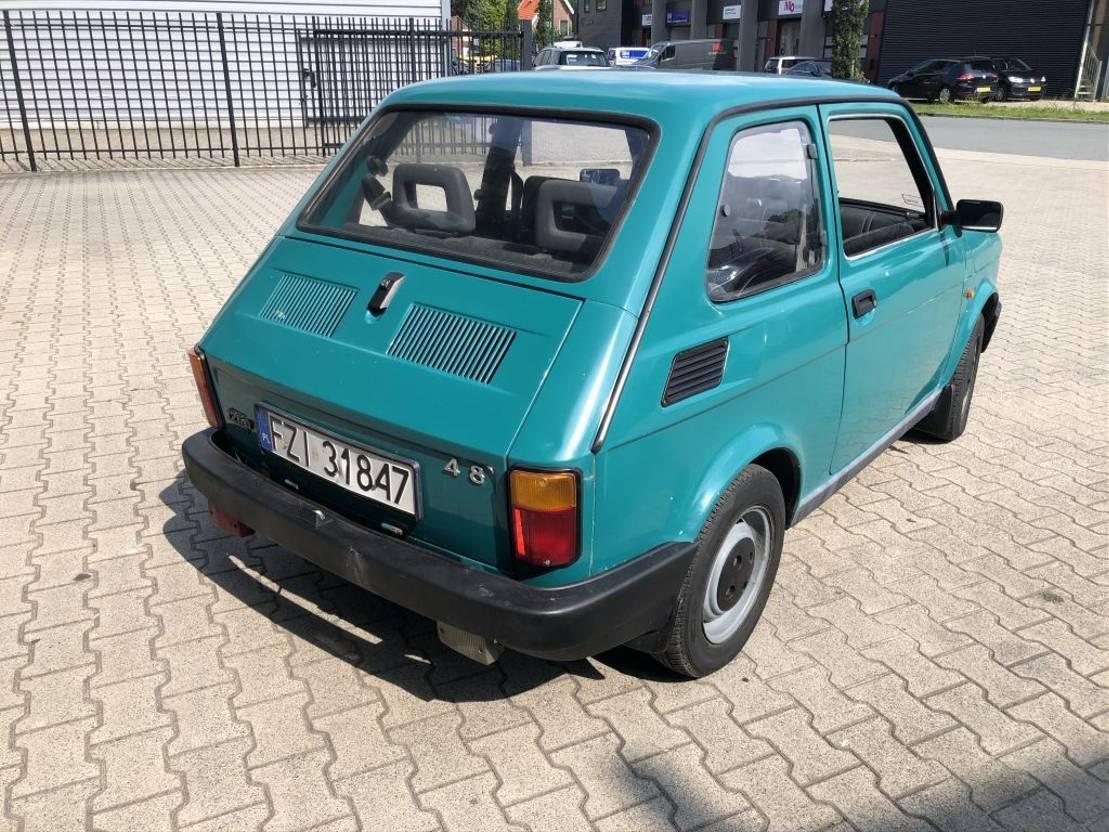 hatchback auto Fiat Polski fiat 126P 1999