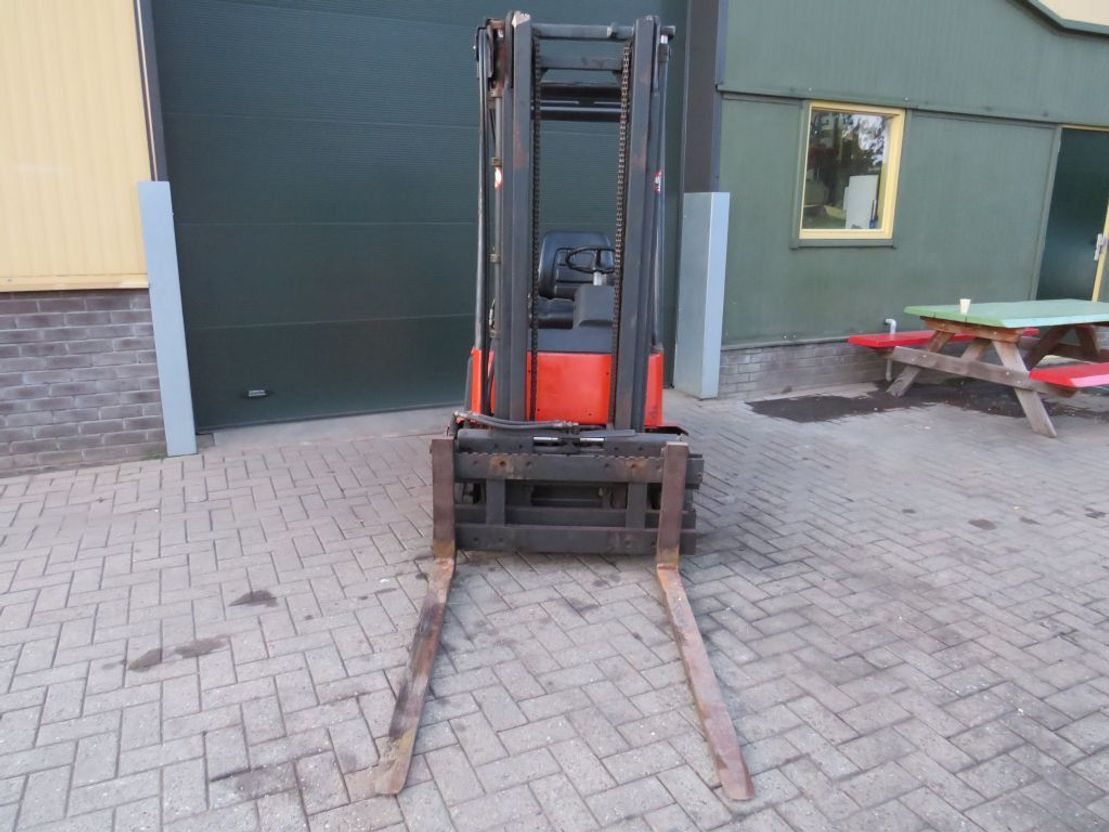 vorkheftruck Linde E15 heftruck elektrische zeer goed