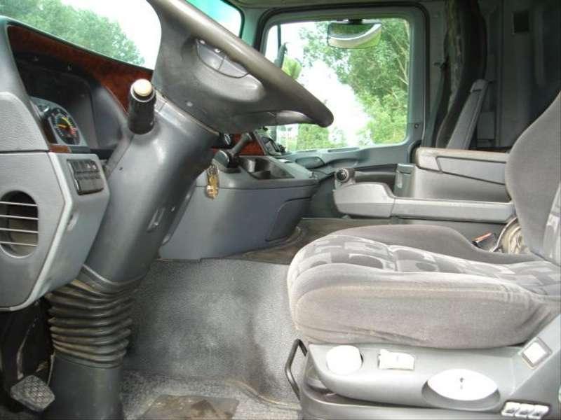 Mercedes-Benz - ACTROS 934.24/6X4/AGREGAAT 380 220 VOLT ACTROS 6