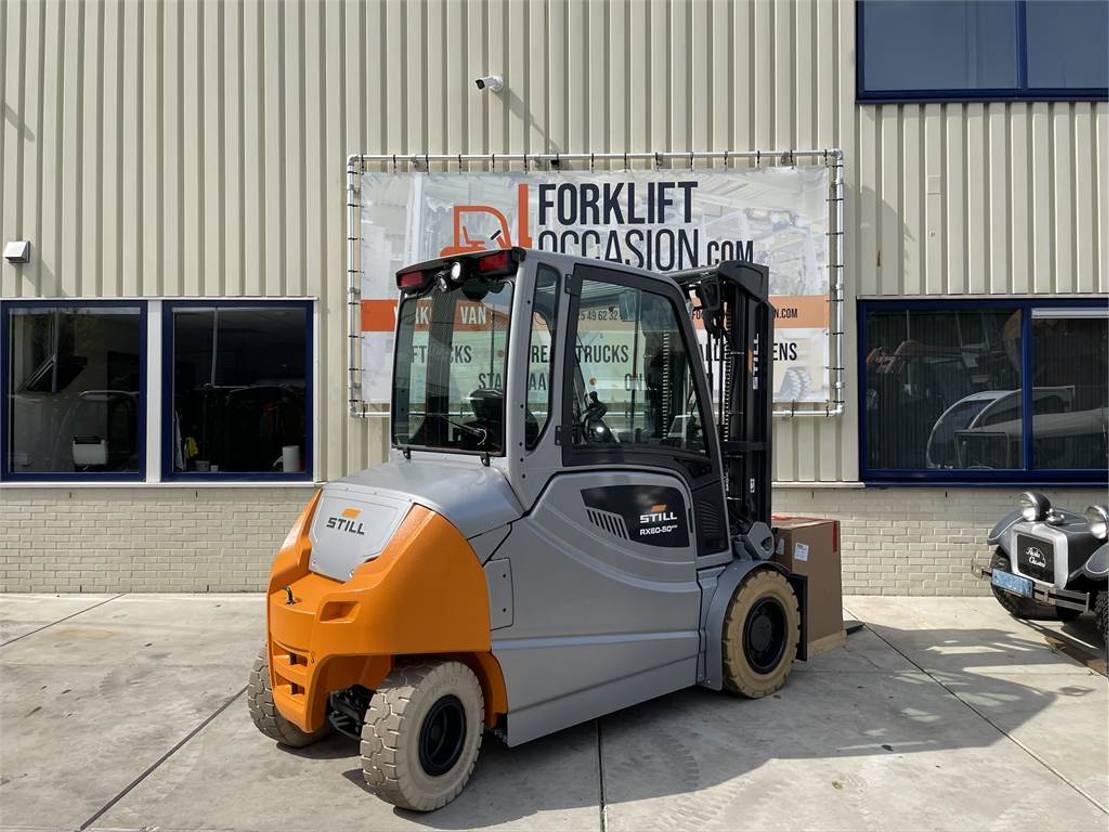 vorkheftruck Still RX60-50/600 2021