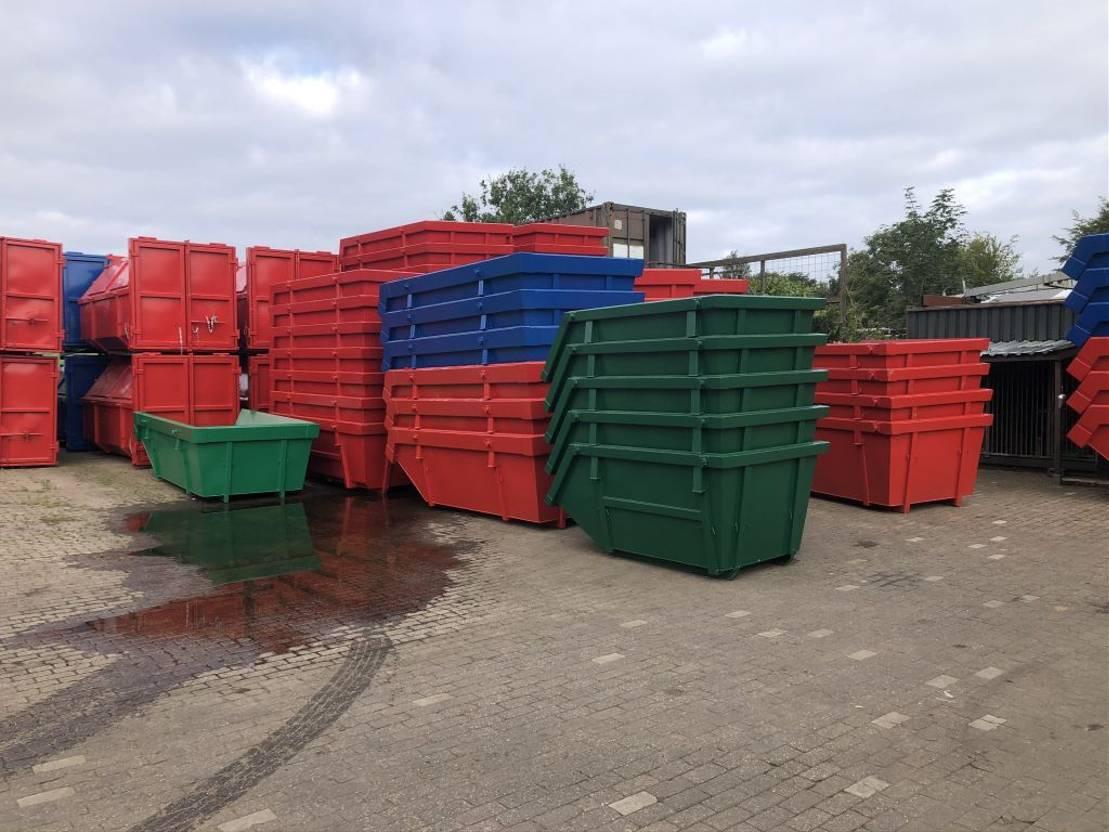 puin container Diversen 2021