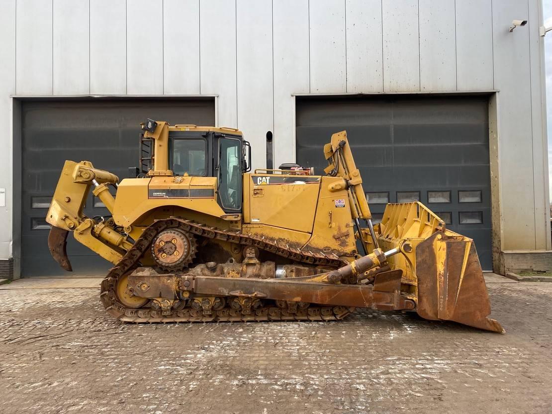 rupsdozer Caterpillar D8T Dozer 2007