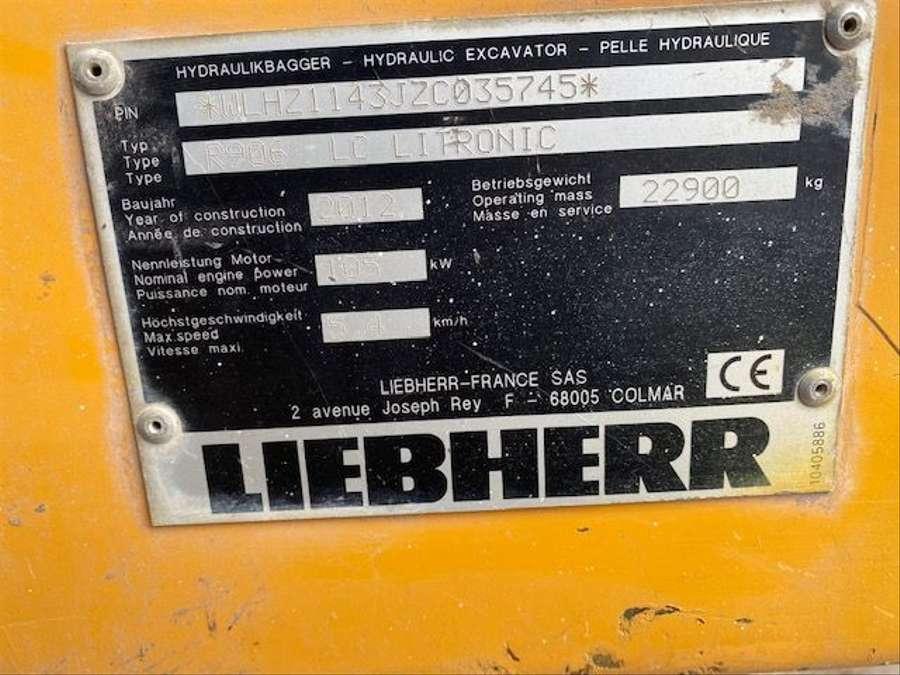 Liebherr - R906 C 7