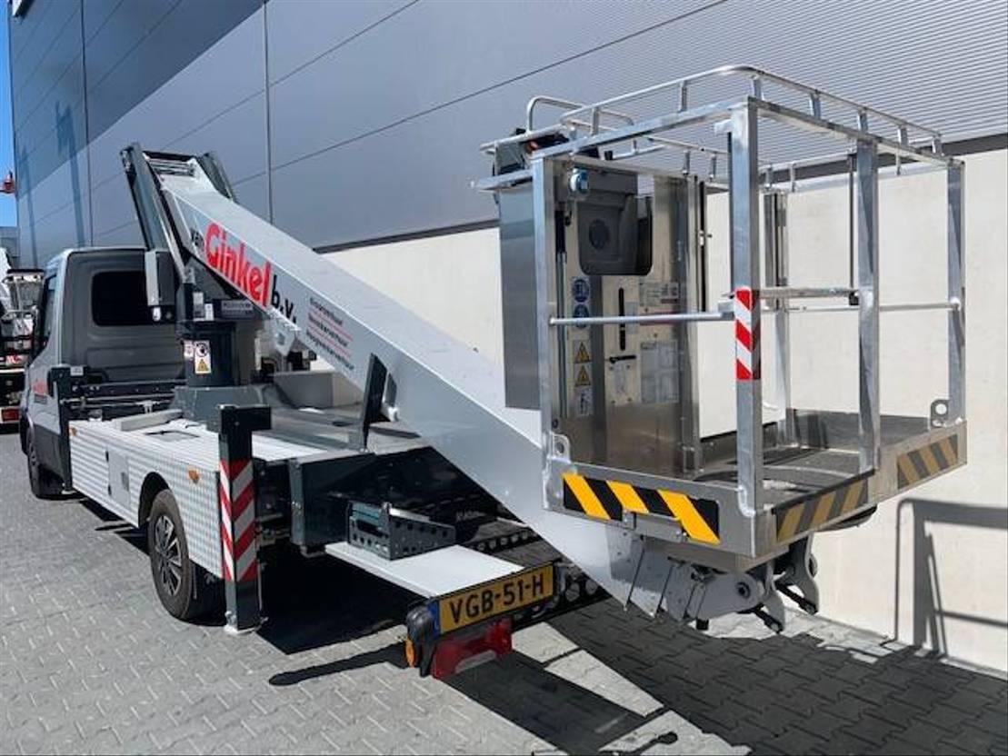 autohoogwerker vrachtwagen Diversen Klaas Theo 25 2021