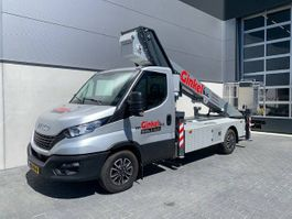 autohoogwerker vrachtwagen Klaas Theo 25 2021
