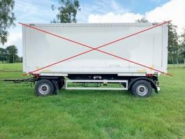 overige vrachtwagen aanhangers Krone AZW 18 AZW 18 2003