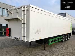 walking floor oplegger Kohler SD 35/66/4A / Boden-Restlosentleerer / 66.000 l