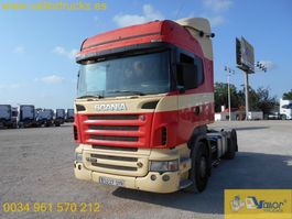 standaard trekker Scania R500 V8 Tractora