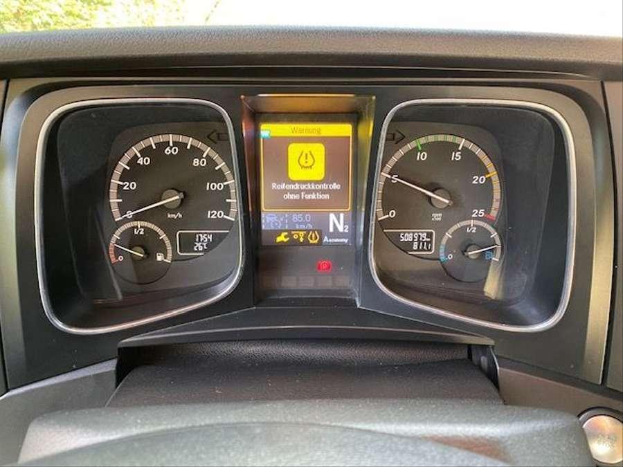 Mercedes-Benz - BigSpace/Rohrbahn/Kühlaggregat defekt!!!! 18
