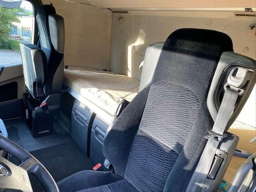 Mercedes-Benz - BigSpace/Rohrbahn/Kühlaggregat defekt!!!! 11