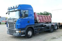 containersysteem vrachtwagen Scania R500 LB 2013