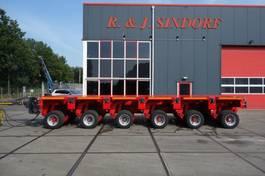 modulaire oplegger Goldhofer THP-SL 6 Modular trailer 2007