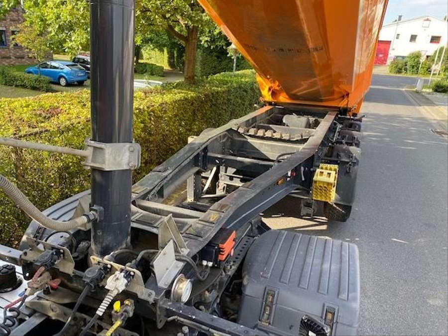 Kempf - Stahl-Kippmulde SKM 35/3 HARDOX 28m³ 21