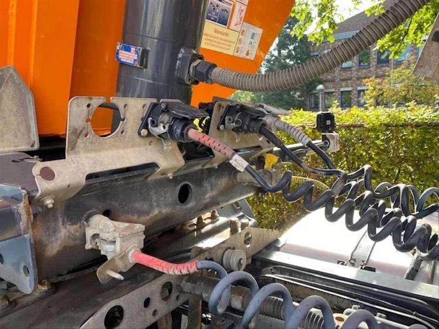 Kempf - Stahl-Kippmulde SKM 35/3 HARDOX 28m³ 15