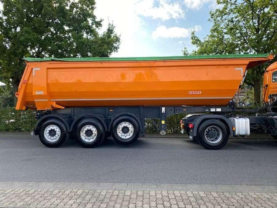 Kempf - Stahl-Kippmulde SKM 35/3 HARDOX 28m³ 5