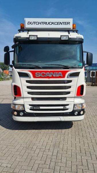 Scania - Chassis, CR19 8