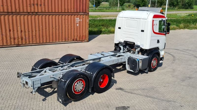Scania - Chassis, CR19 4