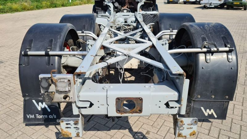 Scania - Chassis, CR19 13
