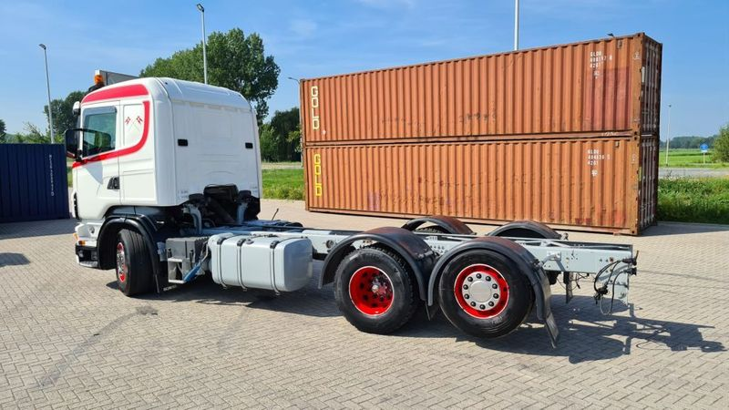 Scania - Chassis, CR19 3