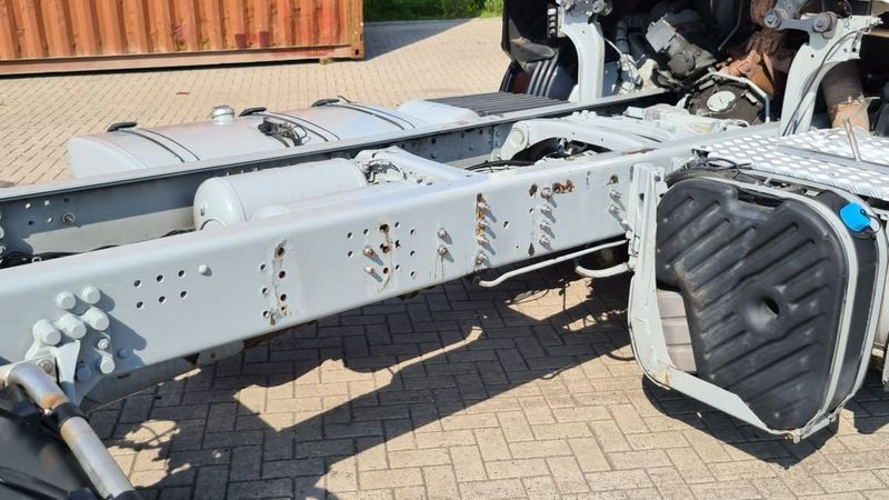 Scania - Chassis, CR19 12