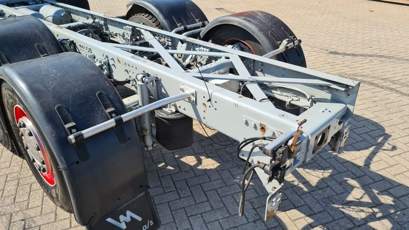 Scania - Chassis, CR19 11