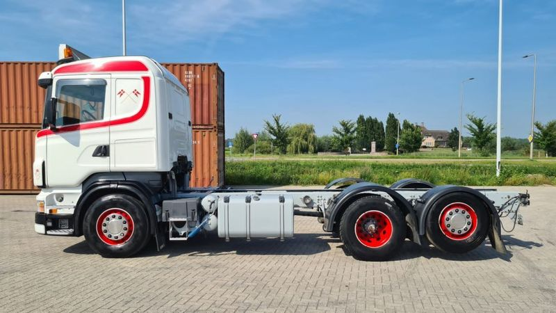 Scania - Chassis, CR19 7