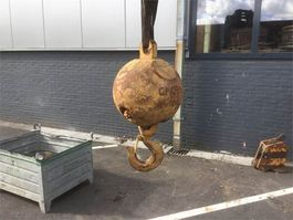 overige equipment onderdeel Grove Hookball 5t