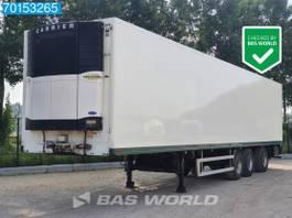 koel-vries oplegger Heiwo Carrier Vector 1800MT 3 axles Lift-Lenkachse Bi-/MultiTemp NL-Trailer 2005