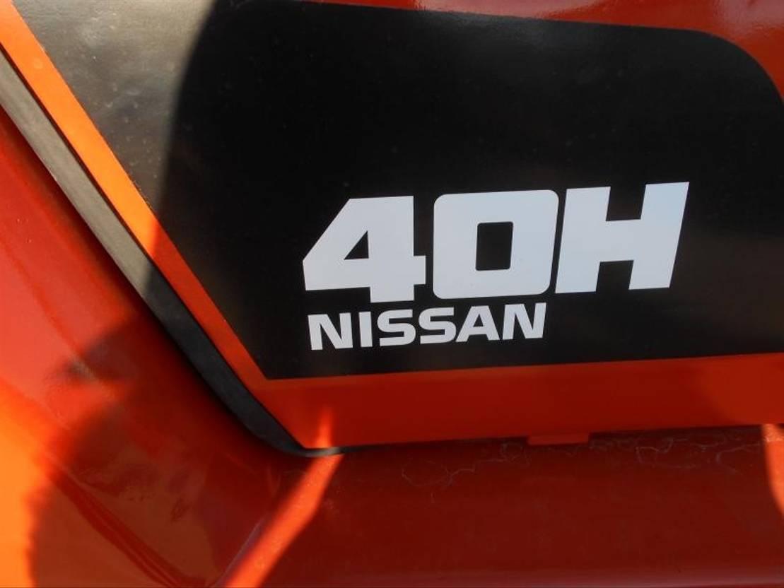 vorkheftruck Nissan 40H 2007