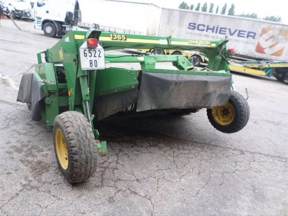 overige oogstmachines John Deere 1365 2000