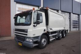 vuilniswagen vrachtwagen DAF CF 250 FAG 75 2011
