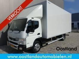 bakwagen vrachtwagen Mitsubishi Fuso 7C18 Bakwagen met Laadklep / Automaat / Airco / 3.210 KG Laadvermog... 2017