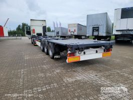 container chassis oplegger Krone Semitrailer Containerchassis Straight 2008