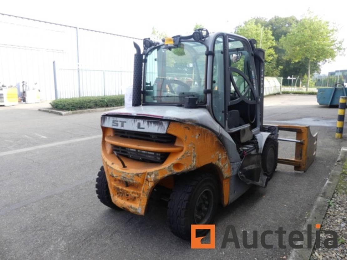 vorkheftruck Still RX70-40 2018