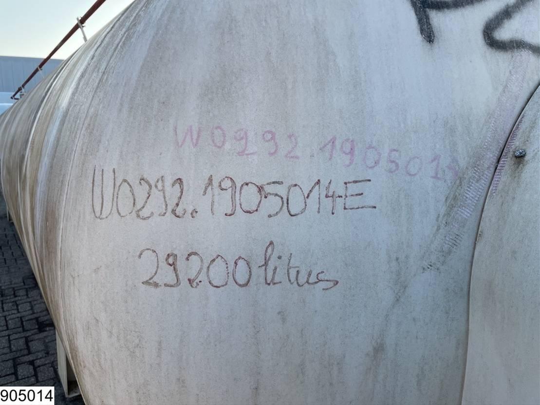 tankcontainer Diversen Citergaz Gas 29200 liter LPG GPL gas storage tank