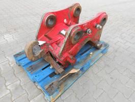 sloopschaar equipment onderdeel Verachtert CAT 324D 2011