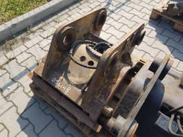 sloopschaar equipment onderdeel Verachtert - Gebruikte snelwissel CW40 2012