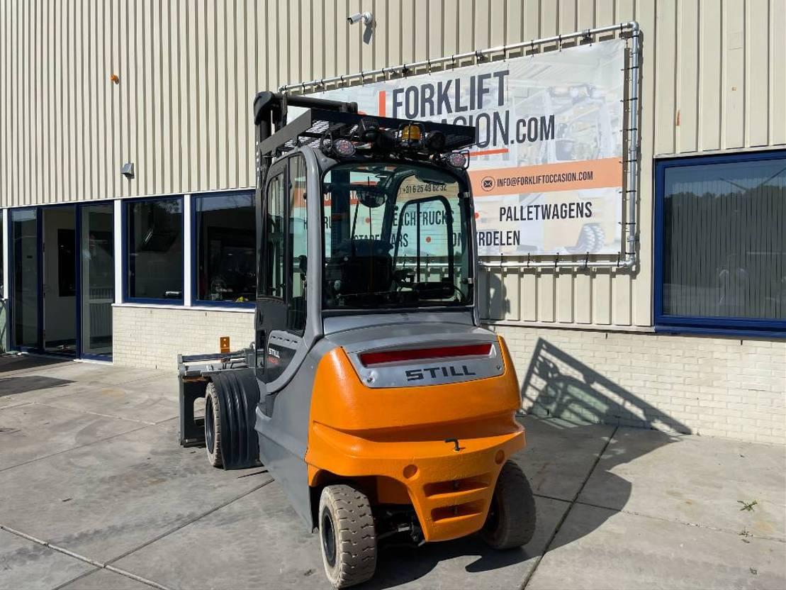 vorkheftruck Still RX60-50 2016